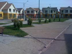 Quilicura Barrio Plaza Lo Cruzat