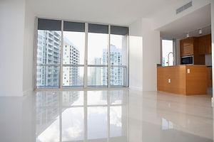 Vistas de los apartamentos