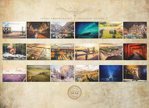 英倫光影.明信片 | Sunny Photography Postcard Vol.5