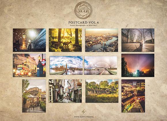 英倫光影.明信片 | Sunny Photography Postcard Vol.4