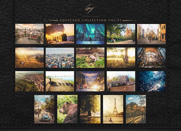 英倫光影.明信片 | Sunny Photography Postcard Vol.6