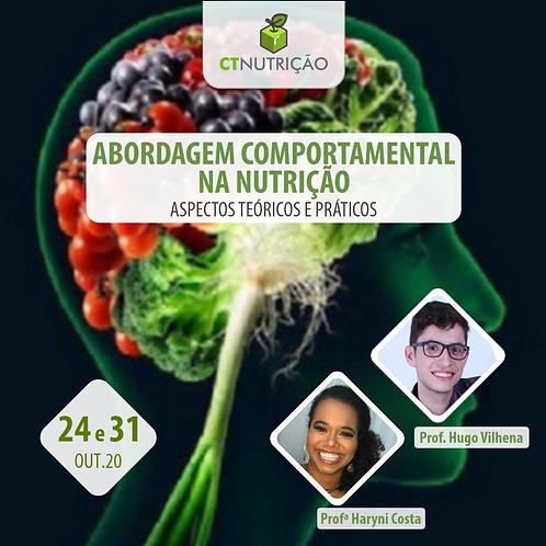 Abordagem Comportamental na Nutrição - Aspectos Teóricos e Práticos (8h)
