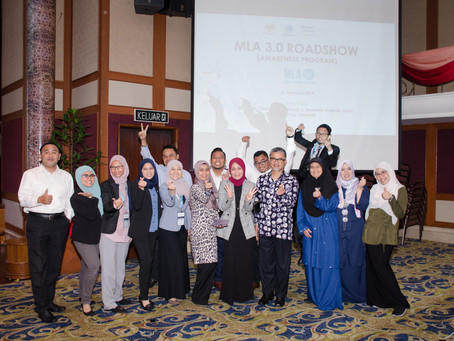 MLA 3.0 Roadshow Zon Sarawak