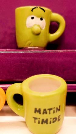 Fève mug