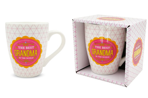 Best Grandma - Mug