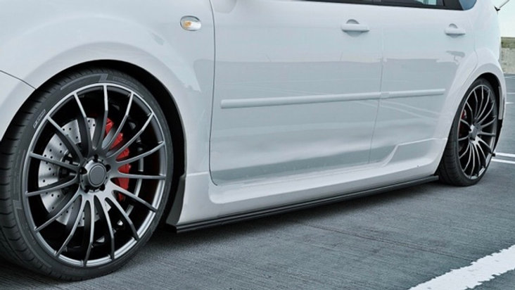 SIDE SKIRTS DIFFUSERS FORD FOCUS ST MK2