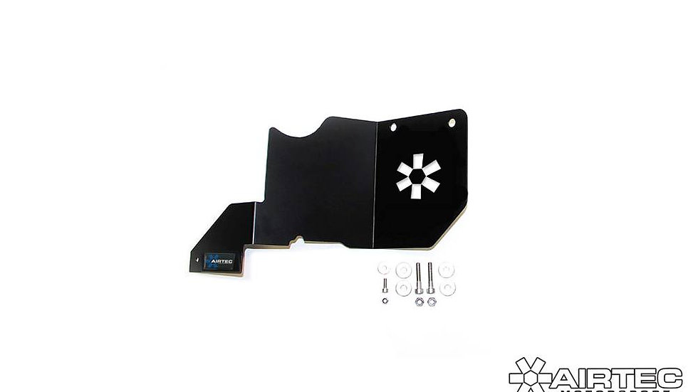 AIRTEC FIESTA MK7 STAGE 2 INDUCTION SHIELD (WITH FIXINGS)