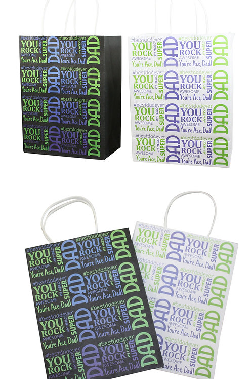 Happy Fathers Day Gift Bag