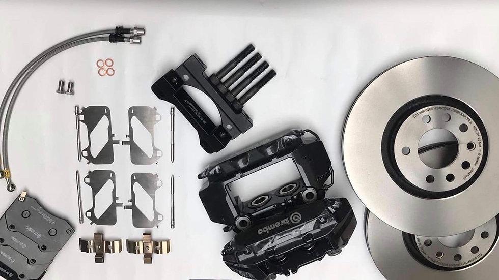Astra H vxr brembo conversion kit