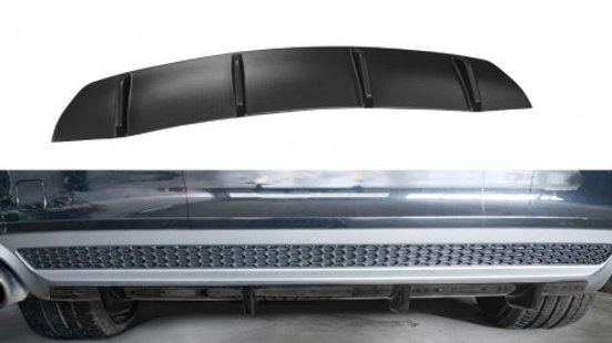 REAR VALANCE AUDI A7 MK1 S-LINE PRE-FACELIFT (2010-2014)