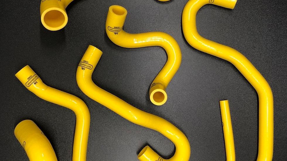 Corsa E vxr 9 piece coolant hose kit