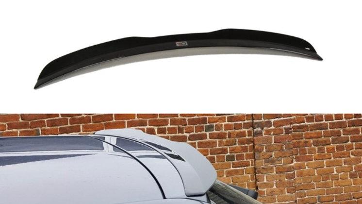 SPOILER CAP AUDI S3 8P (FACELIFT MODEL) 2006-2008