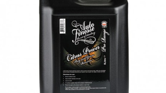 BUG AND GRIME REMOVER Citrus Power 5 Litre