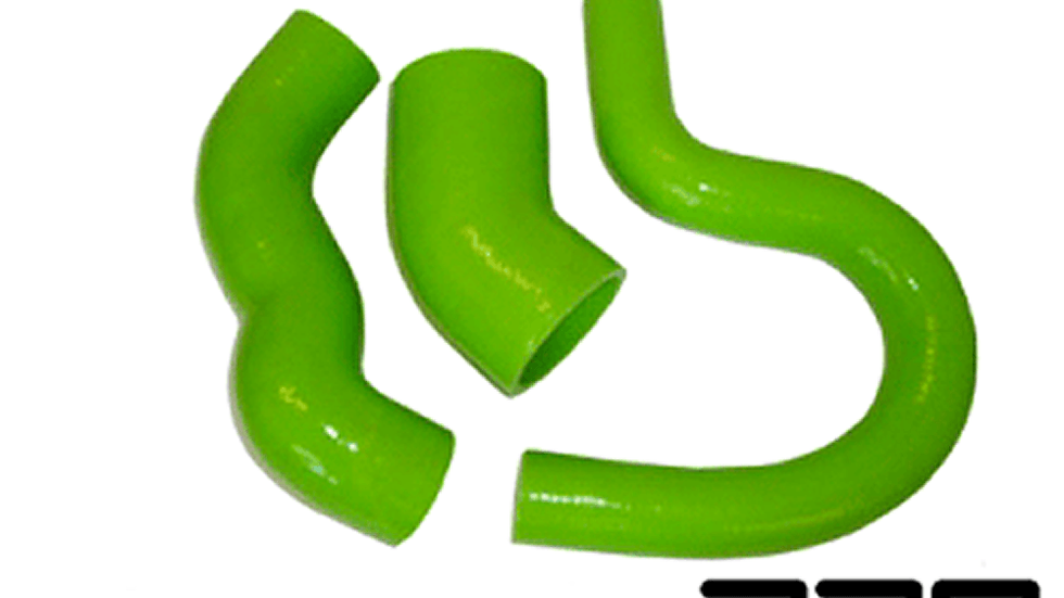 FOCUS RS MK2 – SILICONE AIR INDUCTION 3 PCE KIT 5 PLY DESIGN