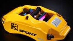 KSPORT 380MM SUPER 8POT WITH FLOATING DISKS AND KSPORT PADS