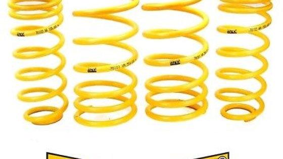 Astra H APEX Lowering Spring Kit