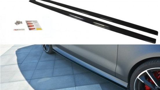 SIDE SKIRTS DIFFUSERS AUDI RS7 (2014-2017)