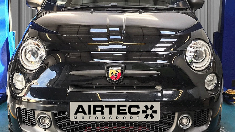 AIRTEC INTERCOOLER UPGRADE FOR FIAT 595 ABARTH 60MM CORE