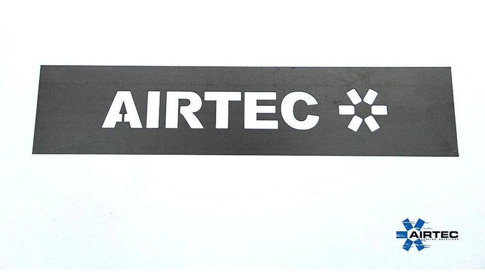 AIRTEC INTERCOOLER STENCIL