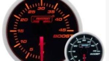 52mm Amber/White turbo boost gauge DIESEL
