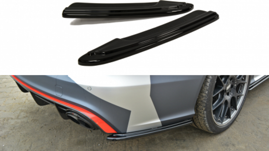 REAR SIDE SPLITTERS AUDI RS6 C7