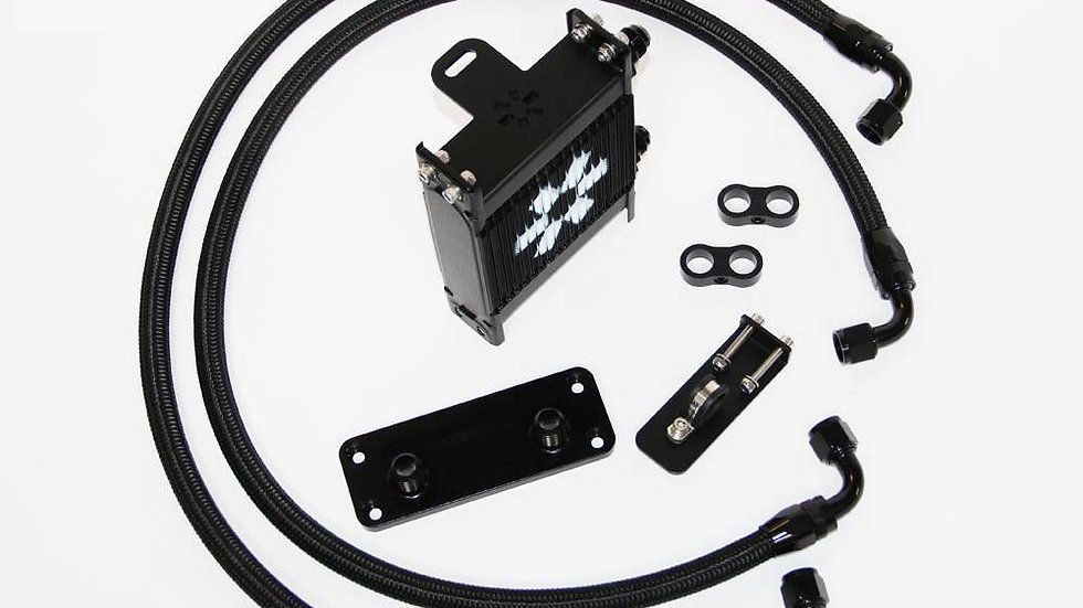 AIRTEC 'RACE' RS MK2 REMOTE OIL COOLER KIT – LOWER GRILLE MOUNTED