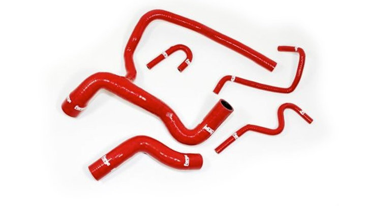 Vauxhall Corsa Silicone Coolant Hoses 1.2 and 1.4 engines as fitted in the D