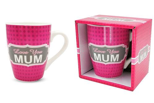 Love You Mum - Mug