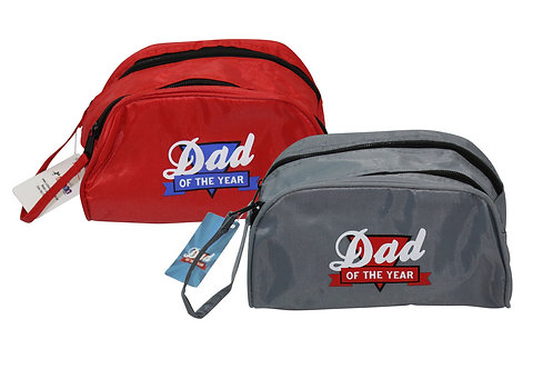Dad of the Year Travel Bag