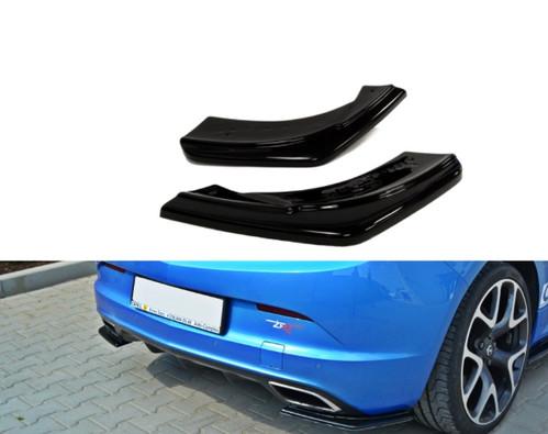 rear side splitters opel astra j opc vxr mk motorsport hoses. Black Bedroom Furniture Sets. Home Design Ideas