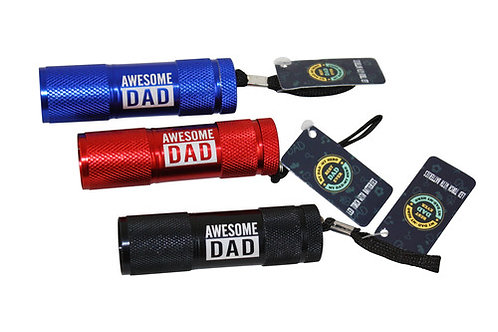 Awesome Dad LED Torch