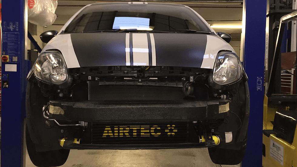 AIRTEC INTERCOOLER FOR FIAT PUNTO ABARTH