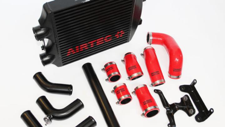 AIRTEC Intercooler Upgrade for Skoda Fabia VRS, SEAT Ibiza Mk4 and VW Polo 1.9 P