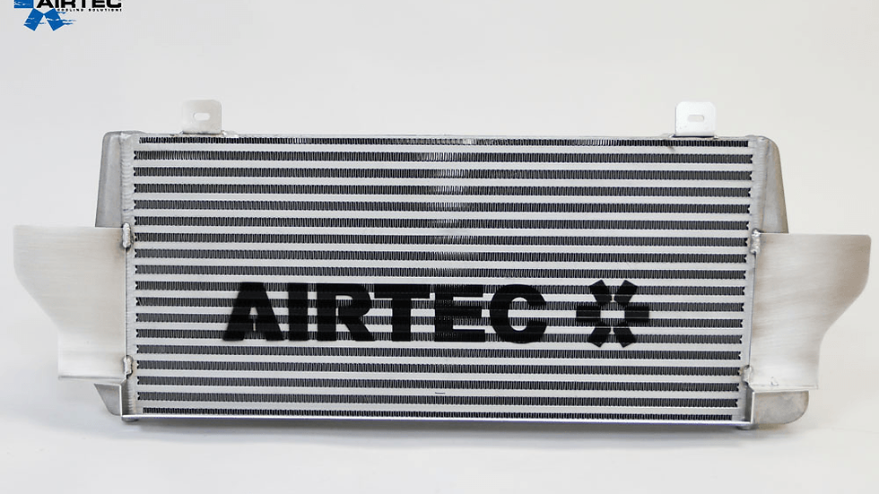 AIRTEC STAGE 1 60MM CORE INTERCOOLER UPGRADE WITH AIR-RAM SCOOP FOR MEGANE 3 RS