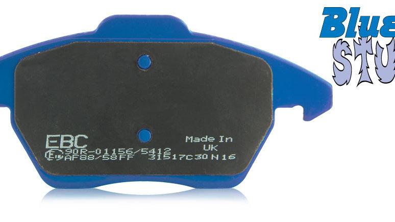 FOCUS RS MK2 EBC Bluestuff Brake Pads DP52055NDX