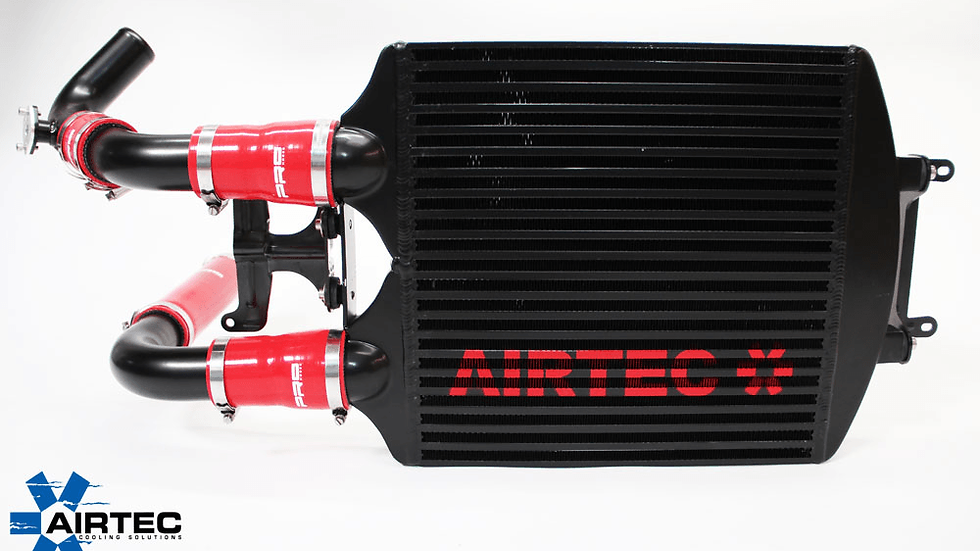 AIRTEC Intercooler Upgrade for Polo GTI & Ibiza Mk4 1.8 Turbo
