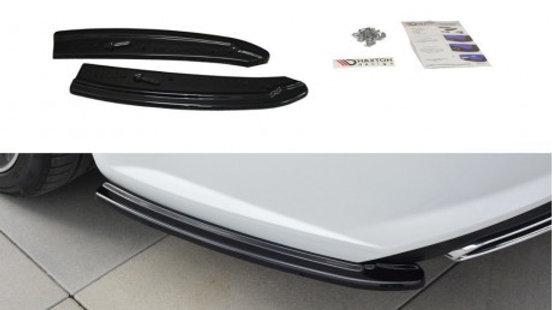 REAR SIDE SPLITTERS AUDI A6 C7 AVANT S-LINE / S6 C7 AVANT FACELIFT (2014-2018)