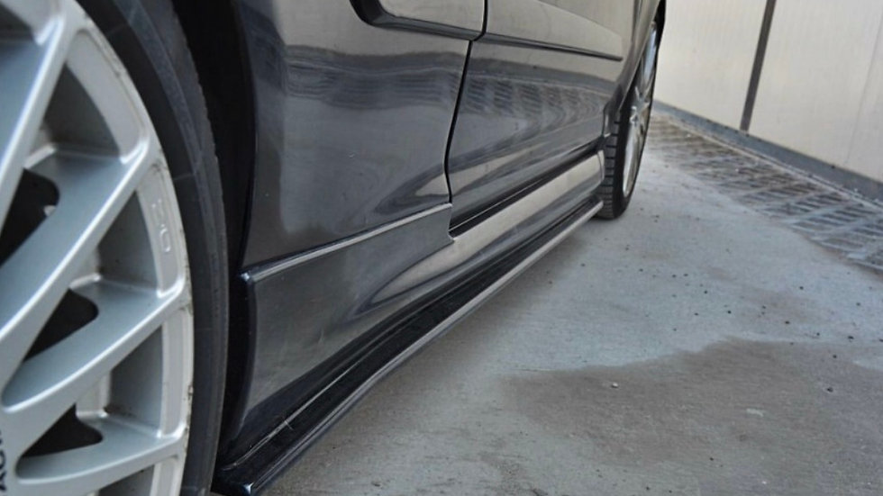 SIDE SKIRTS DIFFUSERS VAUXHALL/OPEL CORSA D OPC