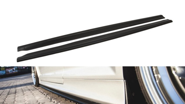 SIDE SKIRTS DIFFUSERS AUDI S3 8P (FACELIFT MODEL) 2006-2013