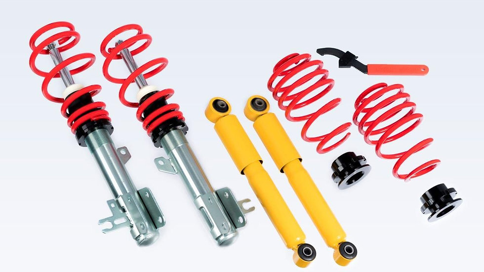 Vauxhall Astra Mk 5 coilovers VMAXX