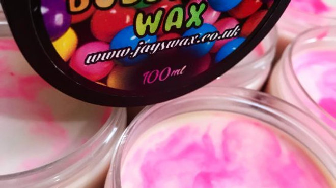 Jayswax pro ceramic bubblegum wax 100ml