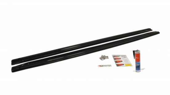 SIDE SKIRTS DIFFUSERS AUDI RS6 C6