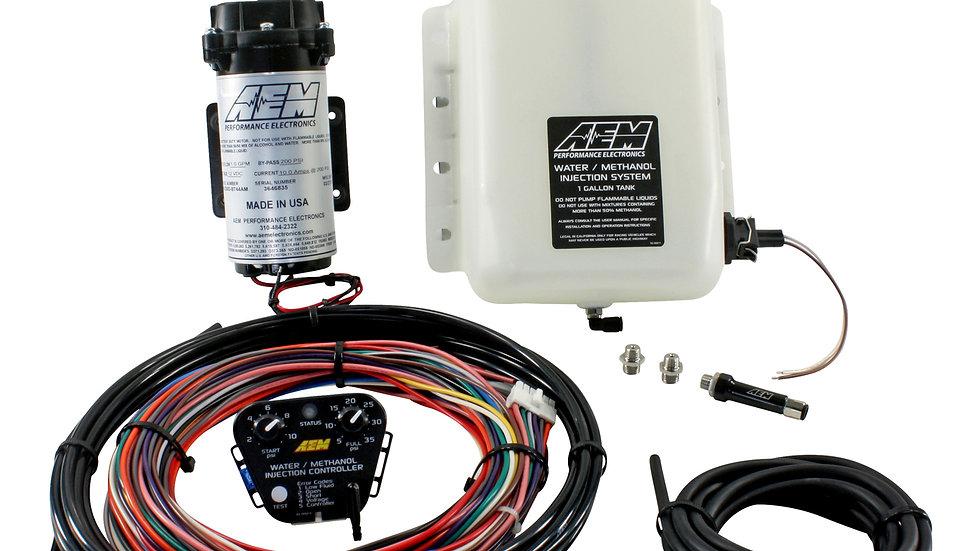 30-3300 - V2 WATER/METHANOL INJECTION KIT - STANDARD CONTROLLER 35PSI & 1 GALLON