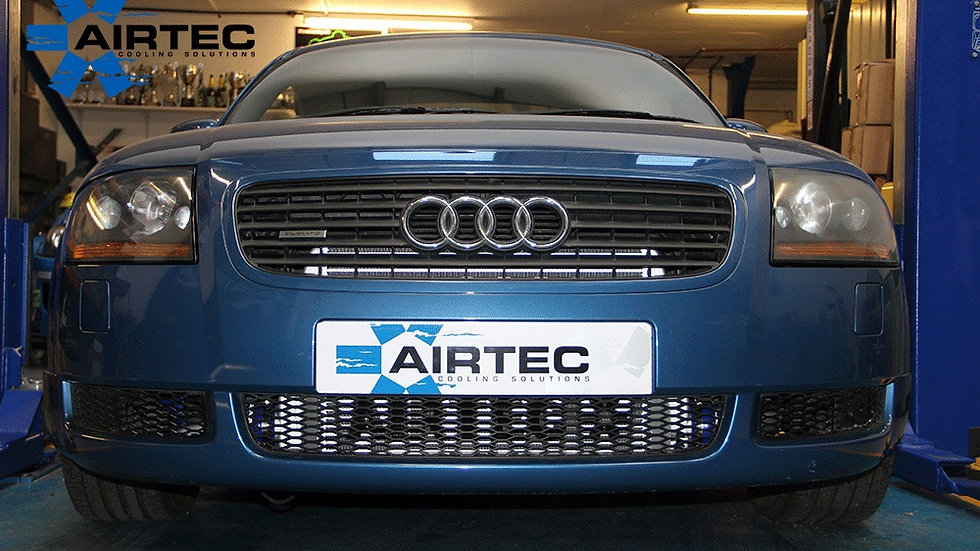 AIRTEC INTERCOOLER UPGRADE FOR AUDI TT 225