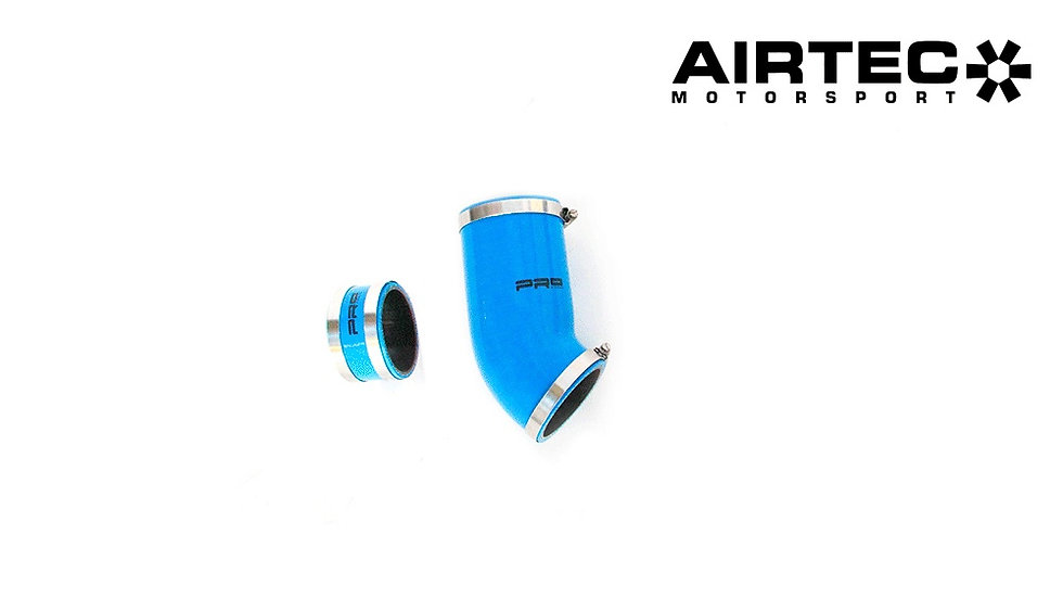 PRO HOSES TWO-PIECE INDUCTION HOSE KIT FOR FOCUS RS MK3