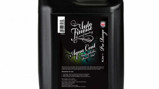 Hydrophobic Rinse Aid Aqua Coat 5 Litre