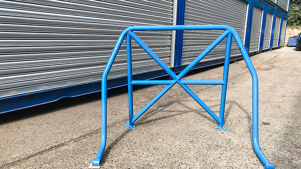 CLUBSPORT BY AUTOSPECIALISTS BOLT IN CAGE FOR MK3 FOCUS RS