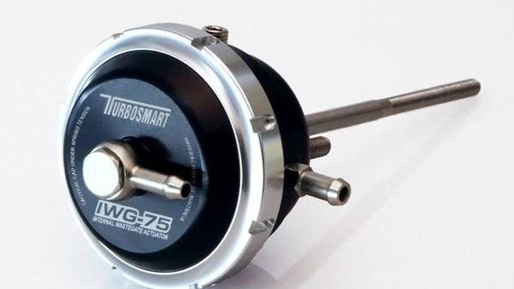 Turbosmart IWG75 TP BW B1 Twin Scroll Internal Wastegate Actuator
