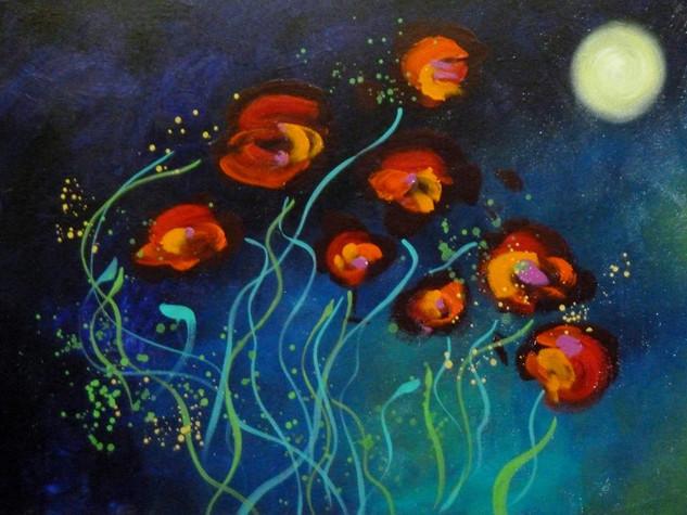 Moonlight Blossom (sold)
