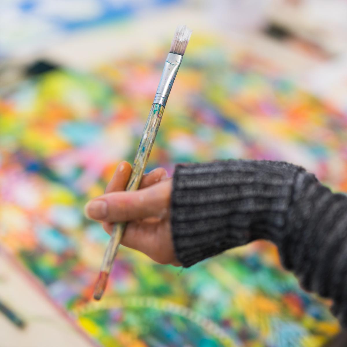 Paint'n'Play Art Workshop